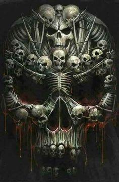 """The Cradle Of Metal"" ☠️"