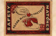田中マッチの燐寸博物館 [ マッチのレッテル ] Chinese Posters, Book Labels, Vintage Labels, Vintage Cards, Matchbox Art, Covered Boxes, Fashion Labels, Packaging Design, Match Boxes