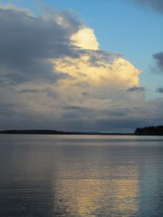 My lake Lentua in Finland Kuhmo. All Over The World, Trips, Homes, Sunset, Cars, Nature, Pictures, Outdoor, Life