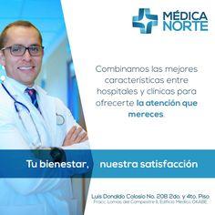 #atención #calidad #MédicaNorte