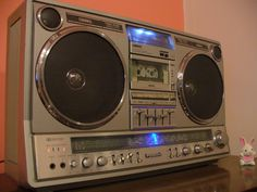 Tvs, Televisions, Radios, Tape Recorder, Record Players, Hifi Audio, Boombox, Old Tv, Audio Equipment
