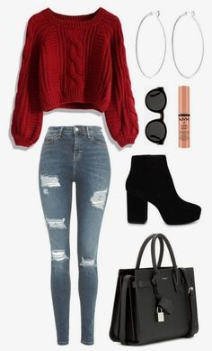 20 winter outfits to not lose style By Giselle on January 2019 in . - 20 winter outfits to not lose style By Giselle on January 2019 in Outfits The Effective Pictures - Cute Teen Outfits, Teenage Girl Outfits, Cute Comfy Outfits, Casual Winter Outfits, Winter Fashion Outfits, Stylish Outfits, Fashion Spring, Teen Fashion Winter, Cute Teen Clothes