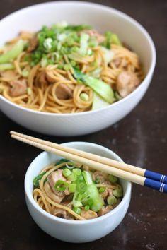 Week of Menus: Golden Grains Pot Sized Pasta: Use your noodle