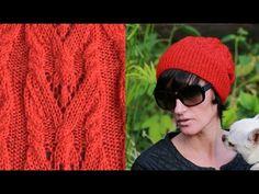 Вязаный пуловер Т-образный | Вяжем с Лана Ви