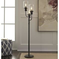 Jaak Metal Floor Lamp | Nebraska Furniture Mart