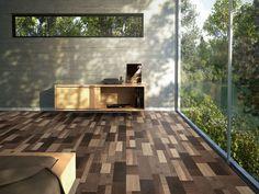 WOODEN PATCHWORK PŘÍRODNÍ - Parador Eco Balance 7-32 - laminátová plovoucí podlaha