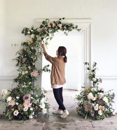 "1,272 Likes, 25 Comments - @angelicafleurs on Instagram: ""My first floral workshop in London , thanks everyone contributed to success of #thefloristretreat…"""