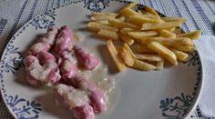 Salchichas frescas al vino para #Mycook http://www.mycook.es/receta/salchichas-frescas-al-vino/