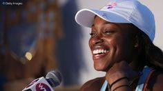Sloane Stevens   Tennis Champion