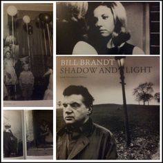 Latest #photography book - Bill Brandt Shadow and Light