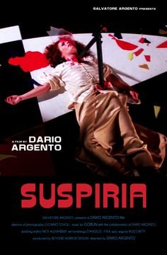 Dario Argento Suspiria | Email This BlogThis! Share to Twitter Share to Facebook Share to ...