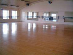 Dance studio in manchester Dance Rooms, Pilates Studio, Dance Studio, Manchester, Hardwood, Flooring, Studios, Stage, Wattpad