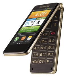 Samsung Galaxy Golden (WAAAAY TO EXPENSIVE!! BUT LOVE THE IDEA OF IT)