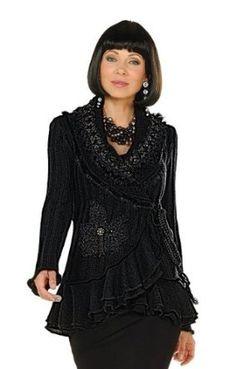 Aris A Black Wool Jacket Medium Aris A. $69.99