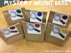 This week we are continuing with measurement as we explore weight. I wanted to hop in and share our activity we did today because it was so...