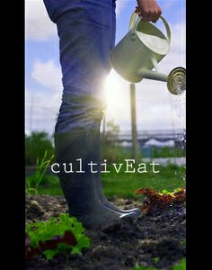 cultivate.eat.sustain  ...food rebel/earth advocate...