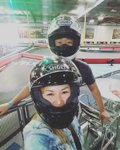 Ivy BooさんはInstagramを利用しています:「It's race time! Early Valentine date! #withlove #k1speed」