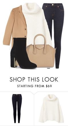 """""""Outfit #1976"""" by lauraandrade98 on Polyvore featuring moda, MANGO y Givenchy"""