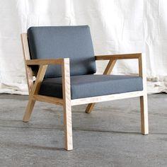 Gus* Modern Gus Modern Truss Chair $895