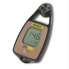 Mini Airflow-temperature Meter With Wind Chilland Compass