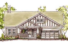 Houseplans.com The floor plan drawing is stupid, but I think I would like it.  1724 sq ft - $172,400