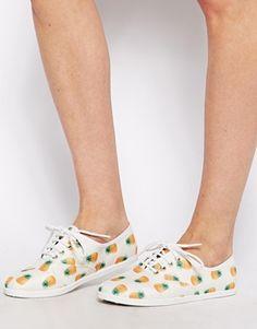Zapatillas de lona DIZZY de ASOS