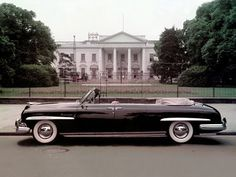 The Secret Seven: The Top Presidential Limousines of All Time