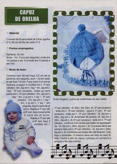 Knit Crochet, Crochet Hats, Baby Knitting, Children, Kids, Knitted Hats, Crochet Patterns, Beanie, Teddy Bear