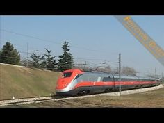 ETR 500 su rete Ferrovie Nord presso Busto Arsizio - ETR 500 on FN net near Busto Arsizio
