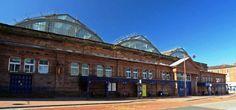Carlisle Market hall