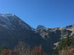 Ordena y el monte Perdido, Bielsa, España