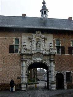 Diest De Rubensiaanse toegangspoort uit 1671.