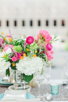 #Winter Wedding Inspiration with a Pop of Color! See the feature on #SMP Weddings: http://www.stylemepretty.com/texas-weddings/dallas/2013/12/30/the-venue-at-400-north-ervay-inspiration-shoot/  Allen Tsai Photography