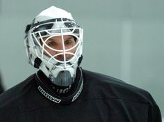 mypuck goalie looking tough!