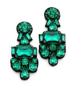 Color Love: Emerald Crush | theglitterguide.com
