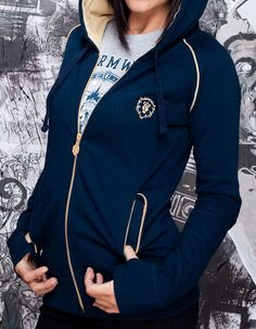 Want! J!NX : World of Warcraft Alliance Women's Premium Hoodie - Clothing Inspired by Video Games & Geek Culture