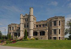 Pythian Castle in Springfield