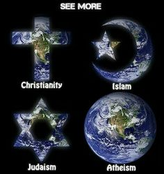 Religion v Athiest