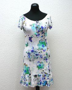 Schnittmuster – Nähanleitung: Kleid Vichy – 06-59 | schnittquelle-blog.de