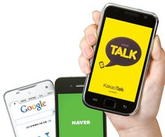 On mobiles, Kakao dethrones Naver