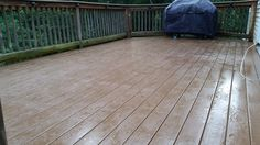 Tried to refinish my deck. Ended up replacing it. (#QuickCrafter)