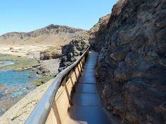 Camino al Confital - Las Palmas de Gran Canaria Canario, Palmas, Drive Way