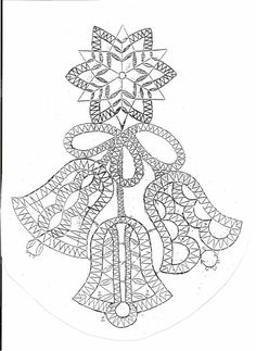 Hairpin Lace Crochet, Bobbin Lace Patterns, Tatting Patterns, Diy Adornos, Bobbin Lacemaking, Lace Heart, Point Lace, Christmas Sewing, Needle Lace