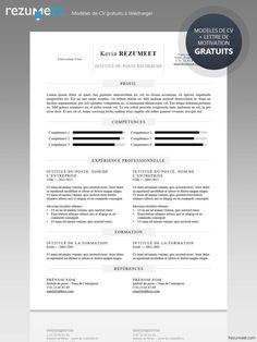 kallio modle gratuit de cv tlcharger - Nelson Muller Lebenslauf