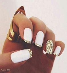 I would love to have my nails done like this!