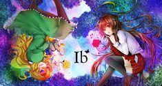 ib game | Ib (Game) Ib and Mary