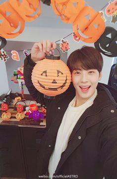 [31.11.16] Astro official weibo - EunWoo