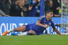 Absent: Falcao remains out for the Blues