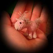 Ravelry: Pferd / Einhorn / horse / unicorn pattern by Conni Hartig