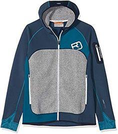 Ortovox Herren Fleece Plus Hoody, Amazon.de Hooded Jacket, Athletic, Jackets, Fashion, Sports Apparel, Jacket With Hoodie, Down Jackets, Moda, Athlete